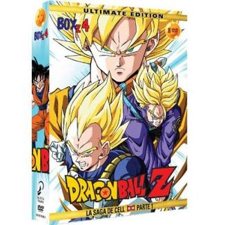 Dragon Ball Z Ultimate Edition Box 4 DVD