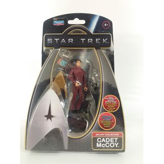 Figura Star Trek - Cadete McCoy - Warp Collection