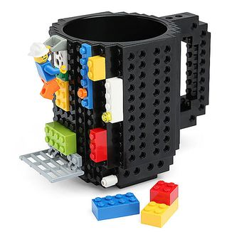 Build on Brick 3D Mug
