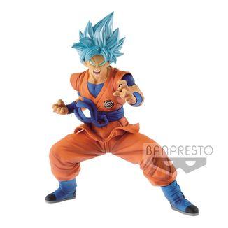 Figura Son Goku God SS Transcendence Art Dragon Ball Heroes