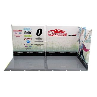 Dioramansion 150 Racing Miku 2018 Pit B