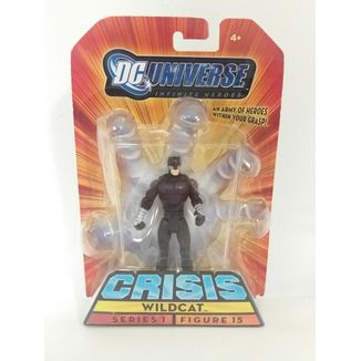 Figure Dc Comics - WildCat - Inifinite Crisis Heroes