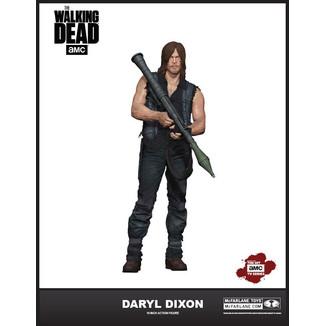 Figura Daryl Dixon Deluxe The Walking Dead