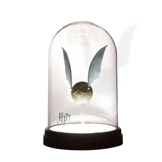 Harry Potter Golden Snitch Lamp