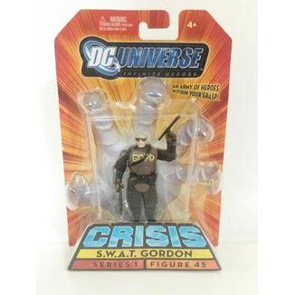 Figure Dc Comics - S.W.A.T. Gordon - Inifinite Crisis Heroes