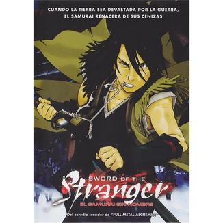 Sword Of The Stranger - El Samurai Sin Nombre DVD