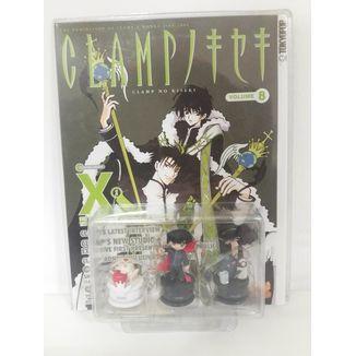 CLAMP - CLAMP no kiseki Volume 8