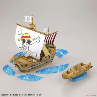 Model Kit Going Merry Memorial One Piece