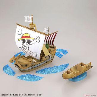 Model Kit Going Merry Memorial One Piece