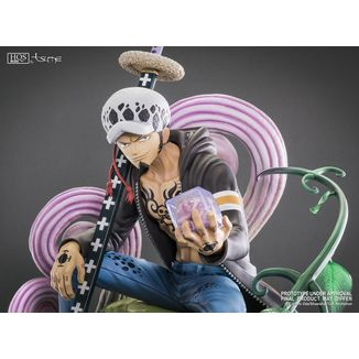 Estatua Trafalgar D Water Law One Piece HQS+