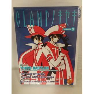 CLAMP - CLAMP no kiseki Volume 3