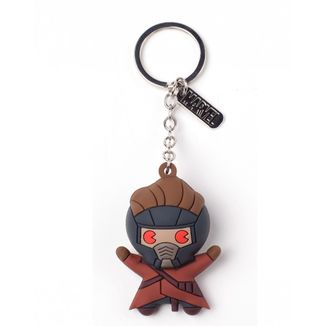 Keychain Peter Quill Starlord Guardians of the Galaxy