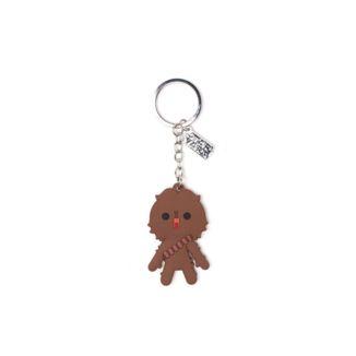Chewbacca Star Wars  Keychain