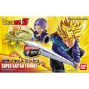 Model Kit Trunks SS Dragon Ball Z Super Rise Standard