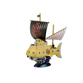 Model Kit Trafalgar Law Submarine One Piece