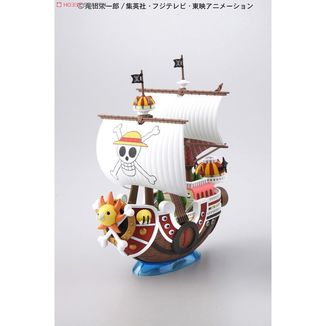 Model Kit Thousand Sunny One Piece