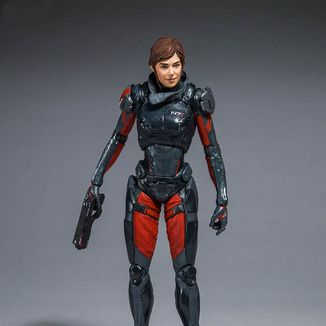 Figura Mass Effect Andromeda - Sara Ryder