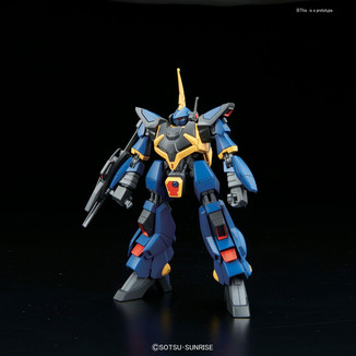 Model Kit Gundam RMS-154 Barzam HG