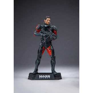 Figure Mass Effect Andromeda - Scott Ryder