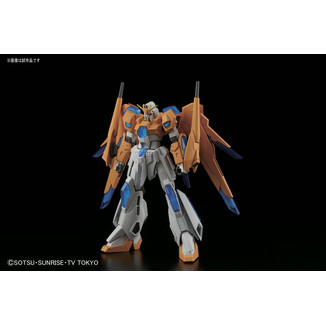 Model Kit Scramble Gundam HGBF