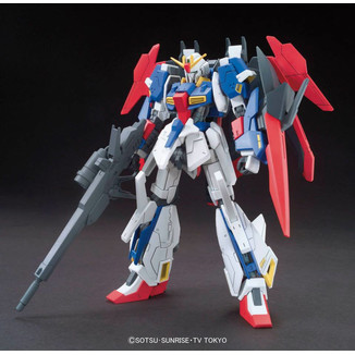 Model Kit Lightning Gundam HGBF 1/400