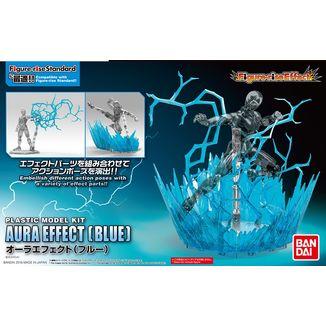 Model Kit Set de Aura eléctrica Azul