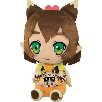 Plush Doll Milsee Ichiban Kuji Monster Hunter XX