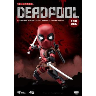 Figura Deadpool Egg Attack Marvel Comics