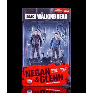 Figura The Walking Dead - Pack Negan & Glenn