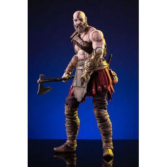 Kratos Figure God of War 2018