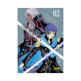 Final Fantasy Type 0 - El Verdugo de Hielo #02 Manga Oficial Norma Editorial
