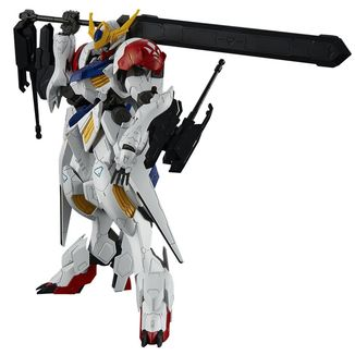 Model Kit  1/100 Full Mechanics Gundam Barbatos Lupus