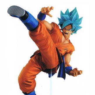 Figura Son Goku SSJ God SS - Son Goku FES!!