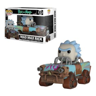 Funko Rick and Morty Mad Max Rick POP!