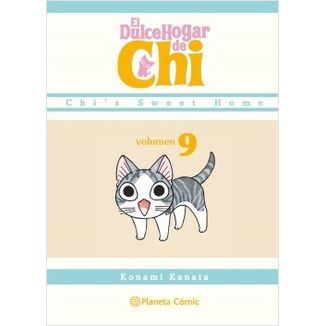 El dulce hogar de Chi #09