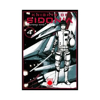 Knights of Sidonia #04