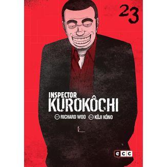 Inspector Kurokochi #23 (Spanish) Manga Oficial ECC Ediciones