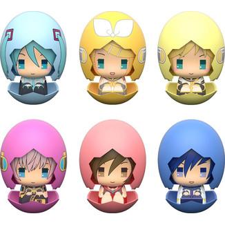 Set de figuras Hatsune Miku 01 & Piapro Characters Piyokuru Vocaloid