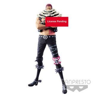 Figura Charlotte Katakuri King of Artist One Piece