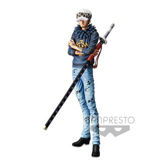 Figura Trafalgar Law One Piece Grandista The Grandline Men
