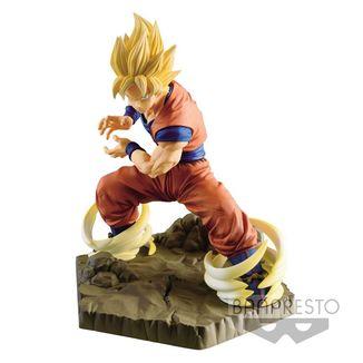 Figura Son Goku SS Absolute Perfection Dragon Ball Z