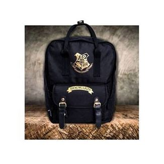 Hogwarts Premium Backpack Black Harry Potter