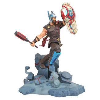 Estatua Gladiator Thor Marvel Movie Milestones Thor Ragnarok