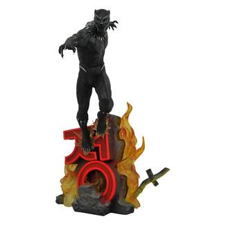 Estatua Black Panther Marvel Movie Premier Collection