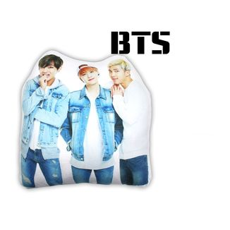 Plush Cushion BTS V2 K-Pop