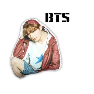 Plush Cushion BTS V3 K-Pop