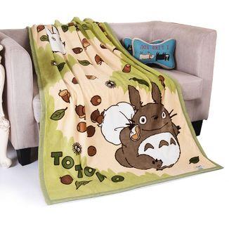 Manta Mi vecino Totoro - Bellotas