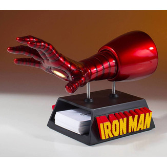Réplicas Guante de Iron Man Marvel Comics
