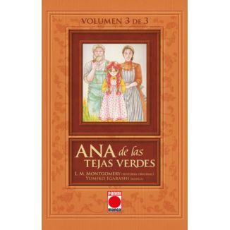Ana de las Tejas verdes #03 (Spanish)
