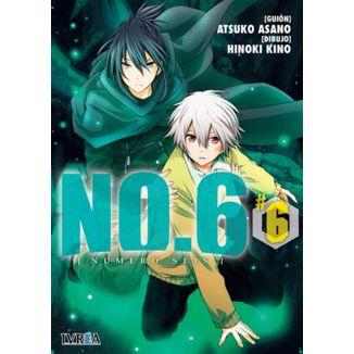 No.6 (Número seis) #06